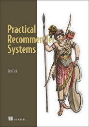 [+]The best book of the month Practical Recommender Systems  [READ]