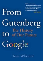 [+]The best book of the month From Gutenberg to Google: The History of Our Future  [DOWNLOAD]