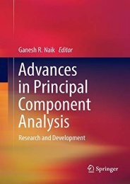 [+][PDF] TOP TREND Advances in Principal Component Analysis: Research and Development  [FULL]