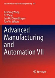 [+][PDF] TOP TREND Advanced Manufacturing and Automation VII (Lecture Notes in Electrical Engineering)  [READ]