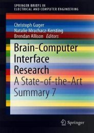[+]The best book of the month Brain-Computer Interface Research: A State-of-the-Art Summary 7 (SpringerBriefs in Electrical and Computer Engineering)  [FREE]