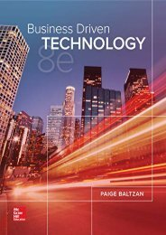 [+]The best book of the month Loose-Leaf for Business Driven Technology  [READ]