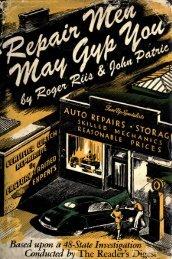 REPAIRMEN MAY GYP YOU-1951