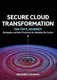 [+][PDF] TOP TREND Secure Cloud Transformation: The Cio s Journey  [FULL]