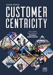 [+][PDF] TOP TREND Customer Centricity: The Huawei philosophy of business management  [NEWS]