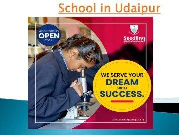 School in Udaipur