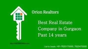 Best Real Estate Company - Orion Realtors