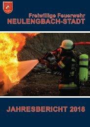 Jahresbericht 2018 der Freiwilligen Feuerwehr Neulengbach-Stadt