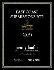 Submissions for PLP