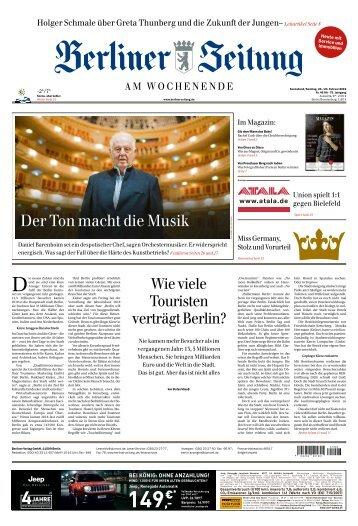 Berliner Zeitung 23.02.2019