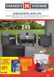 Handy Home - Denderleeuw - Folder maart 2019