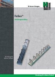 Ferbox - H-Bau Technik GmbH
