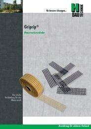 Griprip - H-Bau Technik GmbH