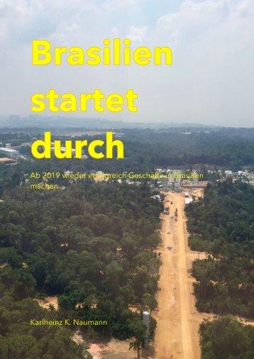 Brasilien startet durch