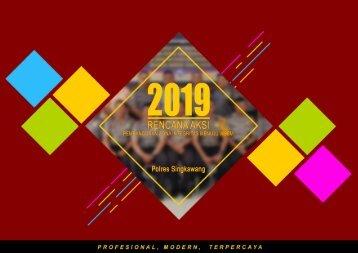 Rencana Aksi ZI 2019