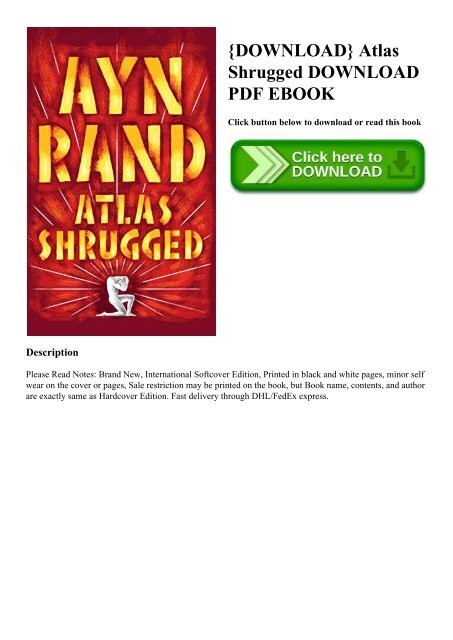 ayn rand atlas shrugged pdf free download