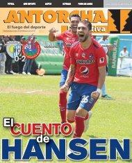 Antorcha Deportiva 357