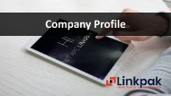Linkpak Digital Company Profile