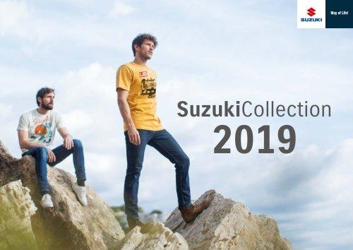 Suzuki Genuine SACS Vintage T-Shirt Short Sleeve Printed Cotton
