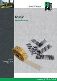Griprip® - H-Bau Technik GmbH