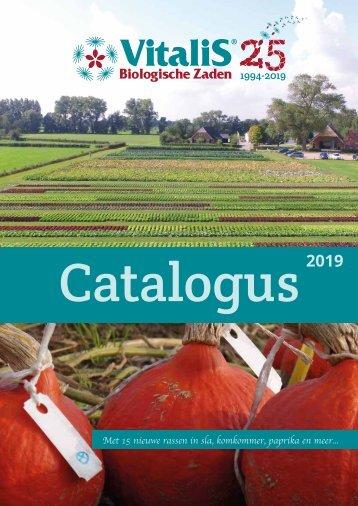 Catalogus Biologische Zaden 2019