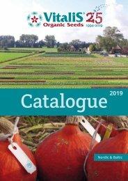 Vitalis Catalogue Nordic & Baltic 2019