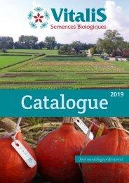 Catalogue Semences Biologiques 2019