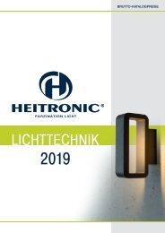 Lichttechnik 2019