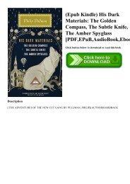 Golden Compass Book Pdf