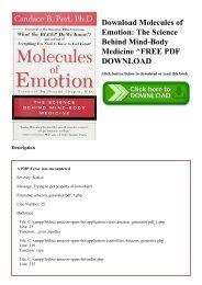 DMT: The Spirit Molecule PDF
