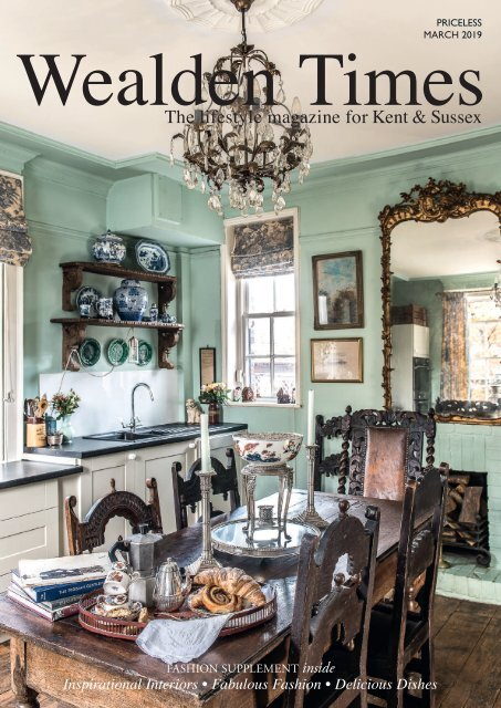 Wealden Times | WT205 | March 2019 | Fashion supplement inside