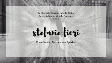 Présentation Stefanie Fiori  FEV19
