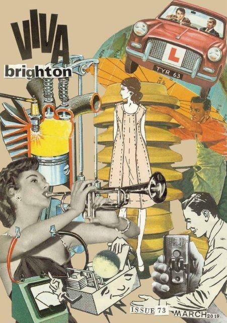 Viva Brighton Issue #73 March 2019