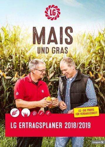 Der LG Mais und Gras Ertragsplaner