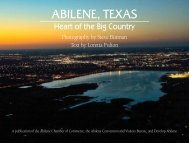 Abilene: Heart of the Big Country