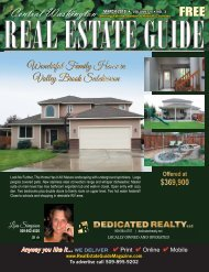 Central Washington Real Estate Guide Magazine Mar 19