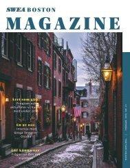 SWEA Boston Magazine - Feb2019