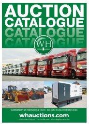 WH Auction Catalog - Midrand 27 February