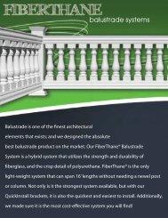 pre-assembled balustrade systems - Accord-design.com