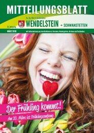 Wendelstein + Schwanstetten März 2019