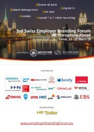 3rd_Swiss_Employer_Branding_Forum_2019