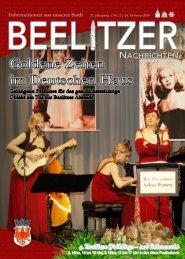 Beelitzer Nachrichten - Februar 2019