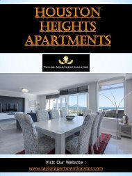 Houston Heights Apartments