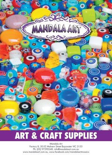 Mandala Art Catalogue 2019