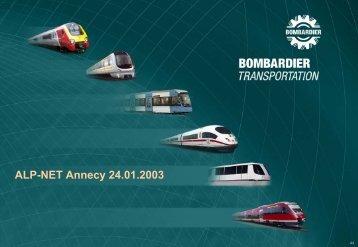 Bombardier Low Floor Wagon - the ICCR