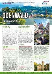 Willkommen im Odenwald