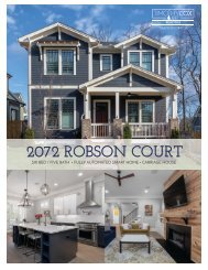 2072 Robson Court Storybook