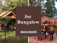 Beach Resort- Joy Bungalow