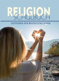 Leitfaden Schulbuch Religion 2019/20