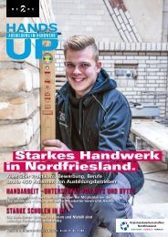 HandsUp Nordfriesland 2018